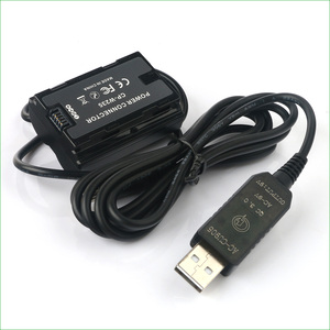 Image 2 - NP W235 NP W235 더미 배터리 CP W235 전원 커넥터 FUJIFILM X T4 XT4 GFX100S 디지털 카메라