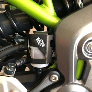 Image 3 - Past Voor Yamaha XSR700 XSR900 Xsr 700 900 2017 2018 2019 2020 2021 Motorfiets Achter Vloeistof Reservoir Guard Cover Protector
