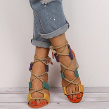 2019 Women Sandals Fish mouth Summer Shoes Hollowing out  Ribbon High-heeled Slippers Female Sandalia