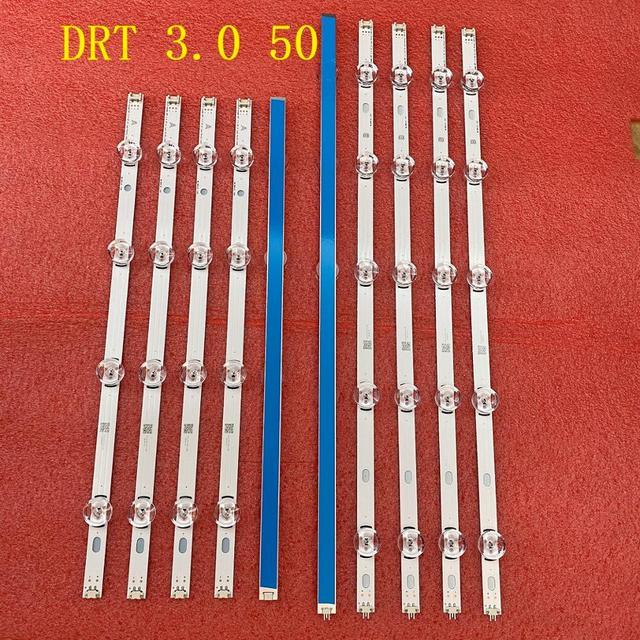 5set=50pcs LED backlight strip for LG 50LB 50LB650V Innotek DRT 3.0 50 A B 6916L 1735A 1736A 1781A 1782A 1978A 1979A 1982A 1983A