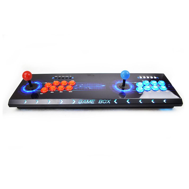 IYO Pandora Box X 2600 Games Arcade Console Zero Delay Joystick 8 Buttons PCB Board HDMI VGA Output Retro Video Arcade Machine