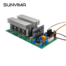SUNYIMA Pure Sine Wave High Power Frequency Inverter Transformer DC 12V 24V 36V 48V 60V 1000/2000/2800/3600/4000W Finished Board цены