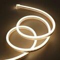 12В неоновый светильник Светодиодная лента 2835 120 светодиодов/м 6х12 мм Неоновый знак водонепроницаемый гибкий светильник-трубка для украшени...