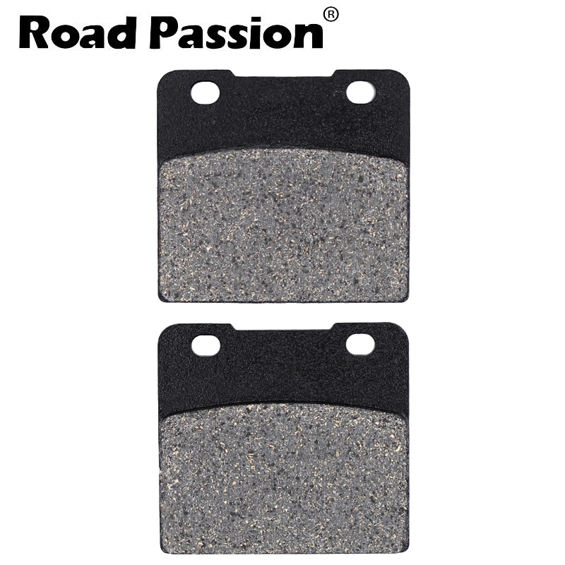 Motorcycle Front and Rear Brake Pads for SUZUKI VS 1400 VS1400 Intruder 1987-2003 <font><b>VL1500</b></font> VL 1500 1998-2001 image