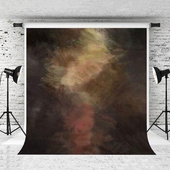 Винилбдс портретная фотография Фон старый мастер стиль текстура абстрактный ретро сплошной цвет фон для фотостудии