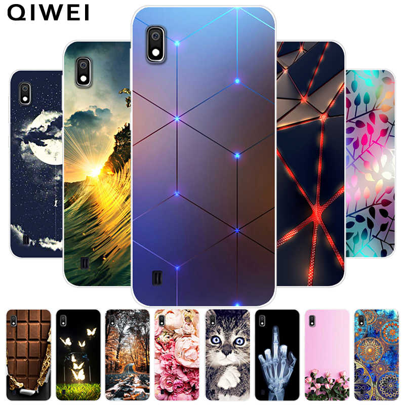 for Samsung Galaxy A10 Case Print Silicone Soft TPU Cute Back Cover for Samsung A10 A 10 A10S A10E Phone Cases Coque A 10S 2019