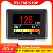 Temperatur Automobil Auto Display