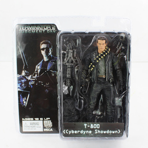 Image 4 - NECA Terminator T 800 T 1000 Endoskeleton PVC Action Figure Sammeln Modell Spielzeug