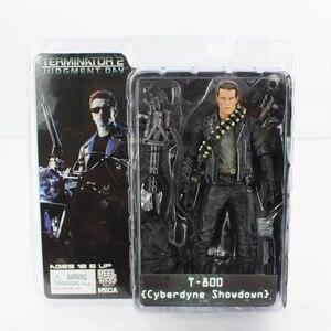 Image 4 - Neca The Terminator T 800 T 1000 Endoskeleton Pvc Action Figure Collectible Model Toy