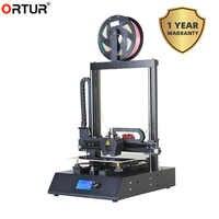 2020 Ortur4 V1V2 Impresora 3D Printers High Preceision Easy Assemble Big Size Birthday Gifts Reprap i3 DIY Linear Rail Printers