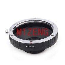Фотокамера с кольцом адаптера для canon ef eos mount lens to C Mount 16 мм CCTV Film cinema