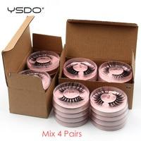 1YPK mix 4 pairs