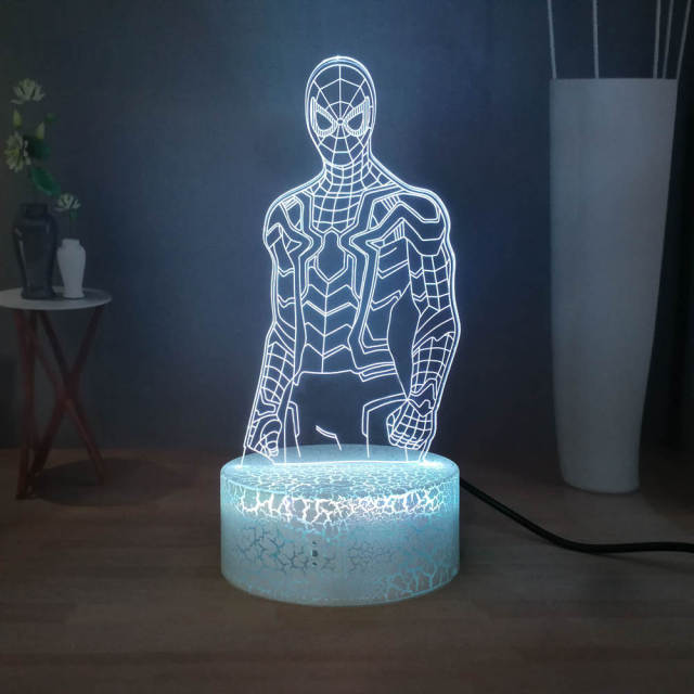 Spider Man LED Night Light 1