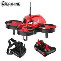 Eachine-Dron cuadricóptero teledirigido con cámara de 5,8G 1000TVL 40CH VR006 VR-006 3 pulgadas, E013