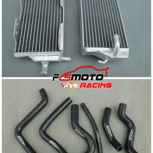 Aluminium Radiator & hose for Honda 2000-2001 CR125 CR125R CR 125 2000 2001
