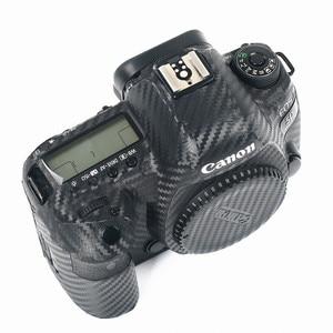 Image 5 - Korpus aparatu skóra ochronna naklejki z włókna węglowego Film dla Canon EOS R5 R6 800D 250D 200D 80D 90D 5Ds 5D III IV 6D II SL3 SL2 T7i