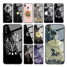 Witches moon Tarot Mystery totem Case for Huawei