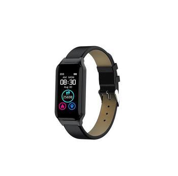 TWISTER.CK XM1 Bluetooth Earphone Sports Bracelet Color Screen Heart Rate Blood Pressure Monitor