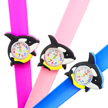 New product ocean whale watch children watches baby slap