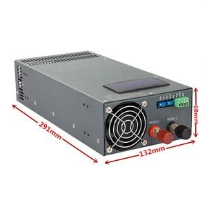Image 3 - Switching Power Supply 1500W 12v 15v 24v 27v 36v 48v 60v 72v 80v 90v 100v 110v  220v 300v with display adjustable power supply