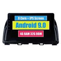 Android 9.0 Per Mazda CX5 CX 5 CX-5 2013 2014 2015 10.2 ''Car Multimedia Player Radio Stereo di GPS di Navigazione autoradio Unità di Testa