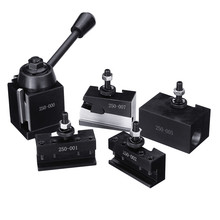 DMC 250 000 Wedge GIB Type Quick Change Tools Kit Tool Post 250 001 010 Tool Holder For Lathe Tools