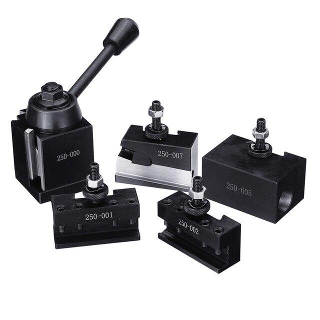 DMC 250 000 Wedge Gib Type Quick Change Gereedschap Kit Tool Post 250 001 010 Gereedschaphouder Voor Draaibank Gereedschap