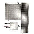WS2812B RGB 5050 SMD гибкая 8x8 16x16 8x32 Пиксельная Панель Матричный экран WS2812 IC светодиодный модуль индивидуально адресуемый DC5V