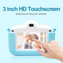 Kids Mini Digital Camera 1080P 18MP Video Photo Game Childre