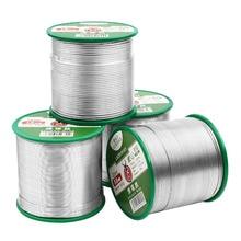 No Need Solder Powder Welding Brazing Low Temperature Solder Soldering Rod Tin Wire Tin Lead Rosin 0.3/0.4/0.5/0.6/0.8/1.0/1.2mm