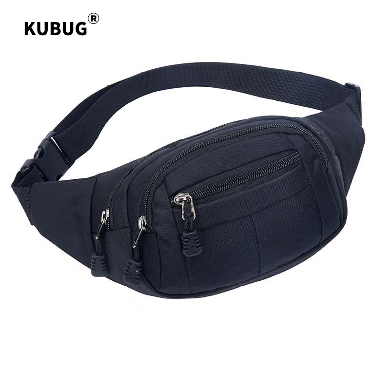 FREE RETURN KUBUG Waist Bags Mobile Phone Pockets Cashier Bag Fashion Shoulder Bag Breathable Crossbody Bags Outdoor Running Bag