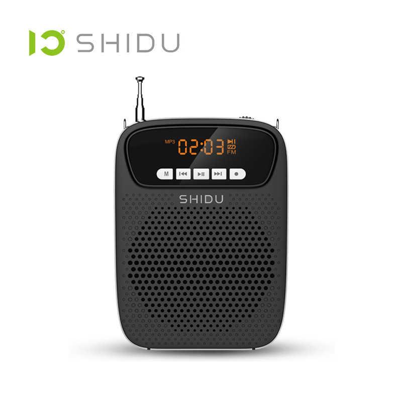 ファッションワイヤレス Bluetooth 音声アンプで 15 ワットポータブルメガホンマイクベルト Led スクリーンのサポート AUX U ディスク USB FM ラジオ