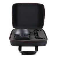 Zipper Sponge Accessories Protection VR Glasses Portable Removable Hook Storage Bag Shoulder Strap For Oculus Rift S PC Powered