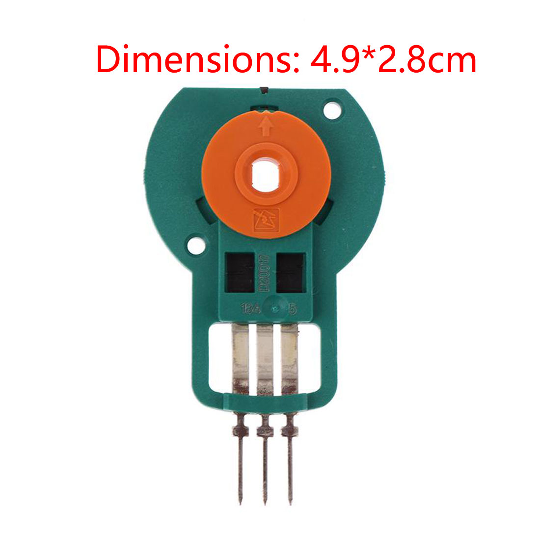 5PCS/LOT PIHER Automotive Air Conditioning Resistance Sensor 4.7K Resistance FP01-WDK02 Model Sensor