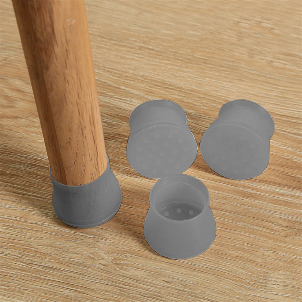 Table Chair Leg Silicone Cap Pad
