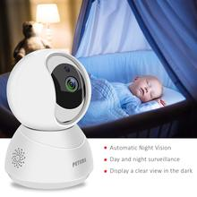 YI IOT Smart camera Wireless WiFi Intelligent indoor Two way audio Mini night vision IP Camera smart home baby monitor