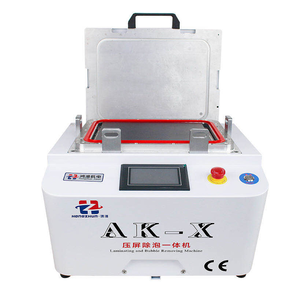 12-inch Vacuum Laminating Machine With Built-In Pump And Air Compressor 18