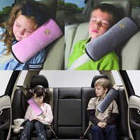 High Quality 1PC Car Baby Children Safety Strap Car Belts Pillow Protect Shoulder Pad Shoulder Protection Covers Cushion