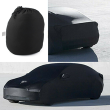 Modyfikacja dla samochodu Tesla obudowa ochronna promienie UV osłona przeciwpyłowa na każdą pogodę dla modelu Tesla 3 X S tanie tanio GZYF 2490g