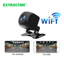Professional Wifi Car Rear View Camera Car Camera HD Rear View Camera BackUp Car Reverse Cameras Auto Support Android Ios