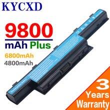 V3 KYCXD Bateria Do Portátil Para Acer Aspire 5741 5742 5750 5551G 5560G 5741G 5750G AS10D31 AS10D51 AS10D61 AS10D71 AS10D75 AS10D81
