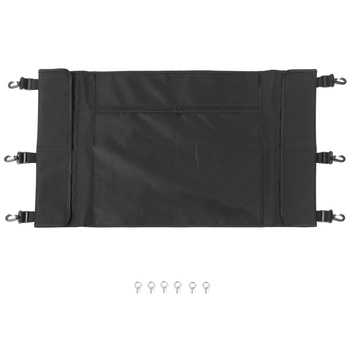 Car Luggage Carrier Trunk Curtain Cover For Suzuki Jimny 2019 2020 Car Interior Accessories