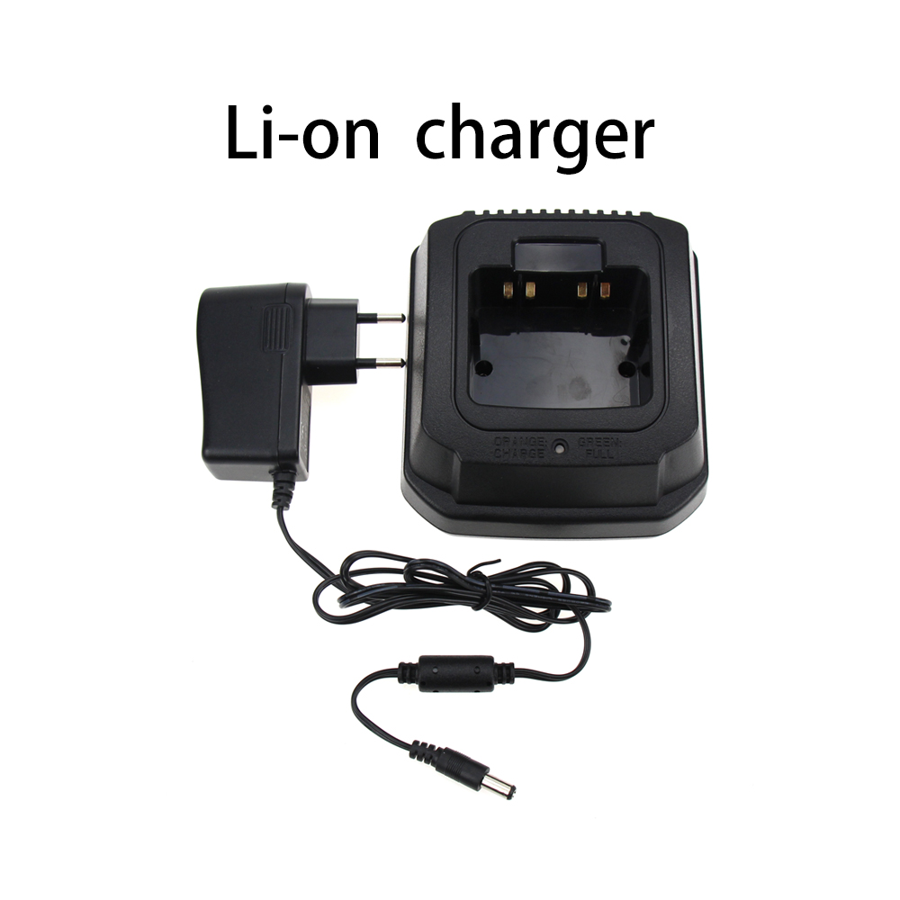 FNB-V113Li 110V-240V Walkie Talkie Li-ion Battery Charger For Yaesu/Vertex Standard Radios EVX-531 EVX-534 EVX-539 VX-450 VX-459