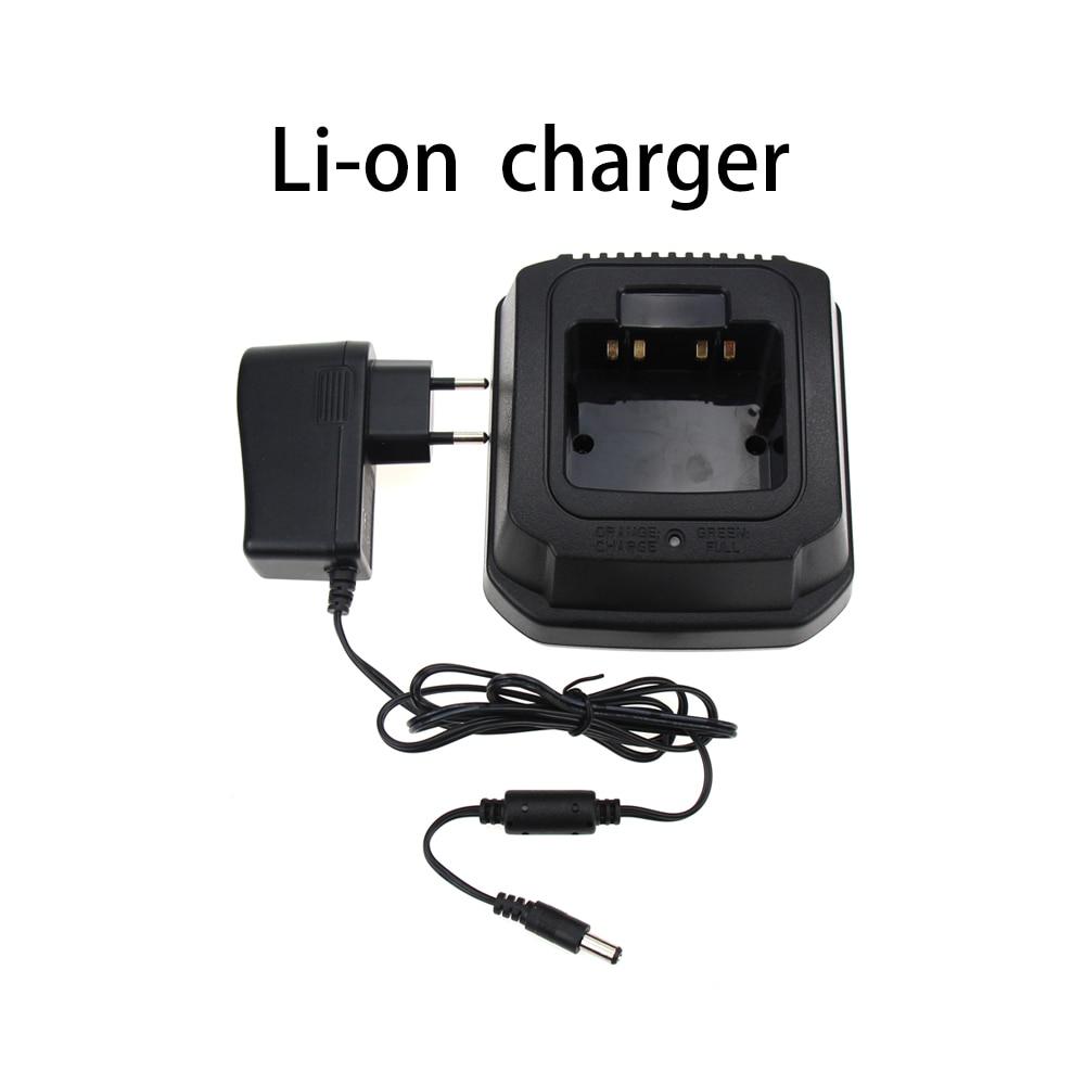 FNB-V113Li 110V-240V Walkie Talkie Li-ion Battery Charger For Yaesu/Vertex Standard Radios EVX-531 EVX-534 EVX-539 VX-450 VX-459