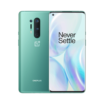New Arrival Original Global ROM Oneplus 8 Pro 5G Smartphone Snapdragon 865 8GB RAM 128GB ROM 6.78'' 120Hz Screen 48MP Camera NFC 1