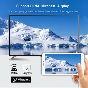 Image 4 - Dispositivo de TV inteligente H96 MAX X3 Amlogic S905X3 128GB ROM Android 9,0 8K Max 4GB RAM Set de reproductor multimedia Wifi Dual
