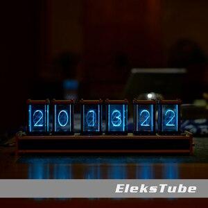 DIY 5V Digital Clock NIXIE Tub