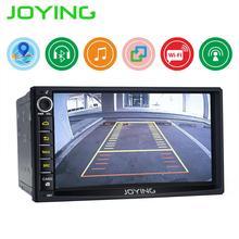 אנדרואיד רכב רדיו ראש יחידה אוניברסלי 2 דין 7 אינץ מסך מגע סטריאו לרכב עבור הונדה/ניסן/טויוטה GPS HD מולטימדיה לרכב נגן