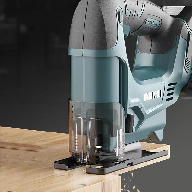 21V Saw Cordless Battery Wood Cutting Multi Iron Function 18V For Electric 2900RPM Saws Makita Jigsaw 21V Electric 65mm Jig