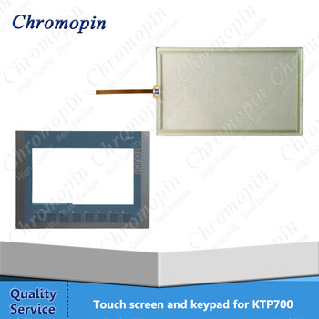 Touch screen for E314332 FPC-05 with Membrane switch
